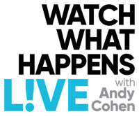 Scoop: WATCH WHAT HAPPENS LIVE on BRAVO - 1/15/2017- 1/19/2017