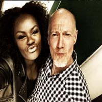 Twitter Watch: Shanice Willams & Neil Meron Prep for THE WIZ at Promo Shoot!