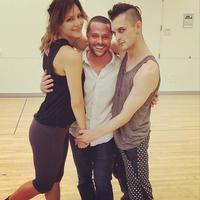 Twitter Watch: Katharine McPhee & More Update from BOMBSHELL Concert Rehearsals!