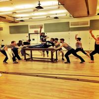 Twitter Watch: In Rehearsal with Christian Borle for BOMBSHELL!