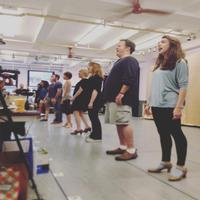 Twitter Watch: Go Inside the Rehearsal Room for PRINCE OF BROADWAY!