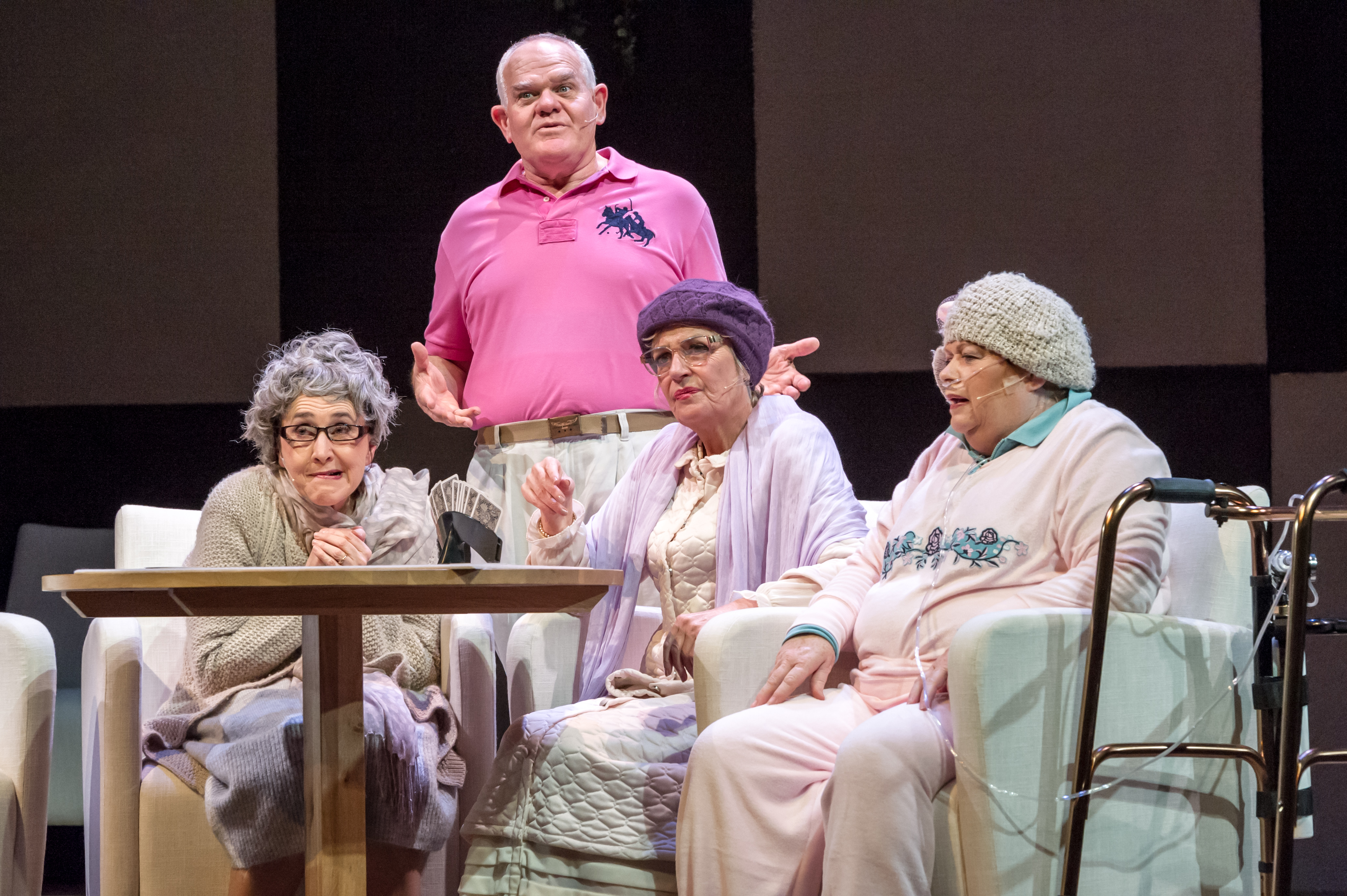 BWW Review: LAST LEGS at ASB Waterfront Auckland