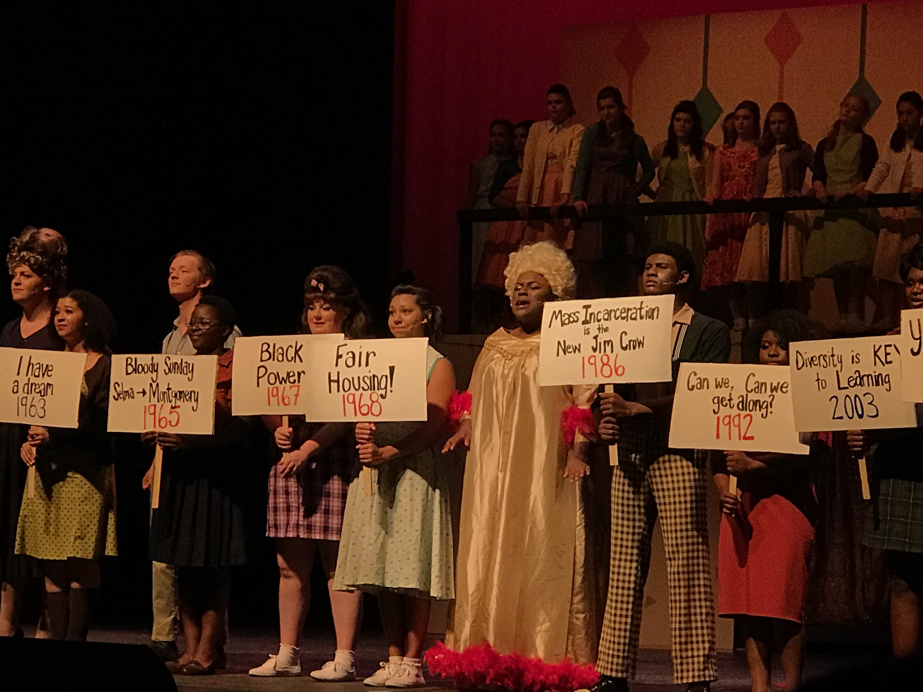 Kansas City Youth to Take on Diversity with HAIRSPRAY at Stage Right Performing Arts