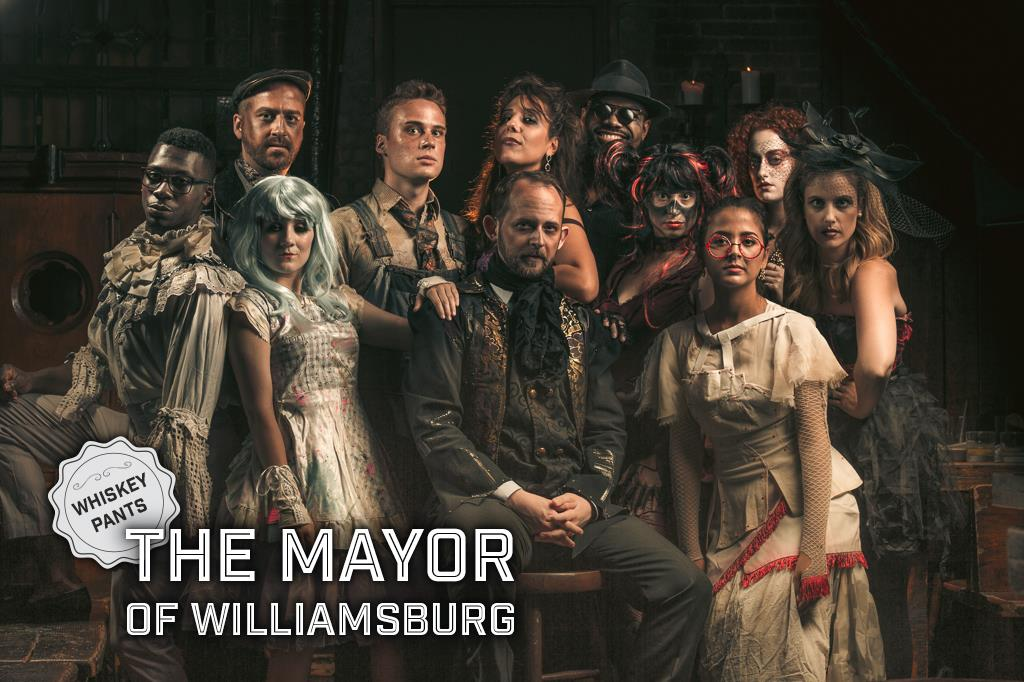 Mind The Art Entertainment Announces Cast for WHISKEY PANTS: THE MAYOR OF WILLIAMSBURG