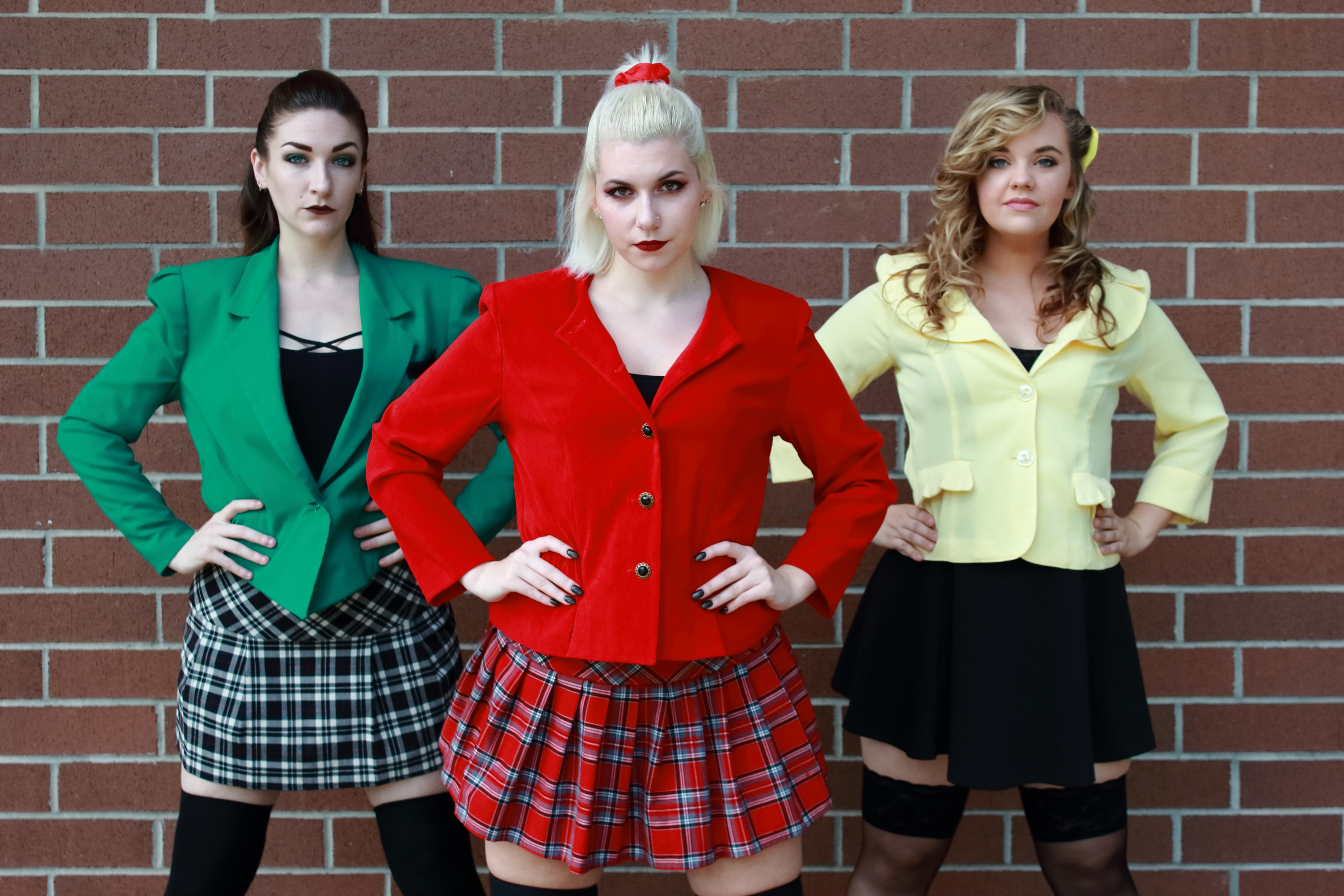 BWW Review: HEATHERS: THE MUSICAL is BIG FUN at Young Artists Theatre!
