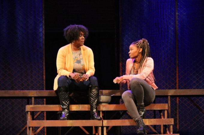 Review Roundup: Revised HOLLER IF YA HEAR ME at True Colors Theatre Company