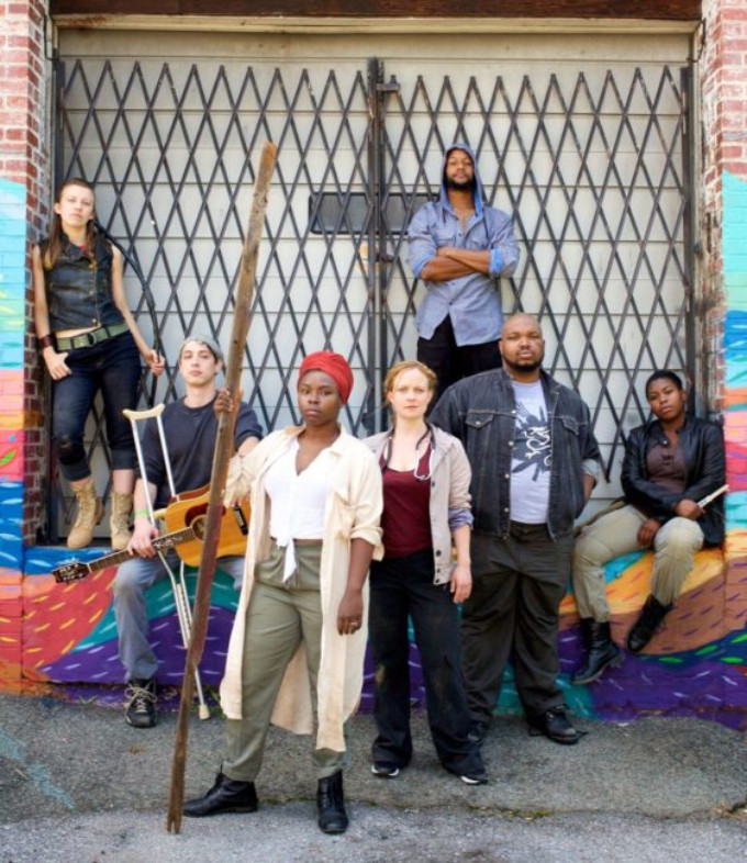 BWW Review: NOAH: APOCALYPSE  at LiveArtDC