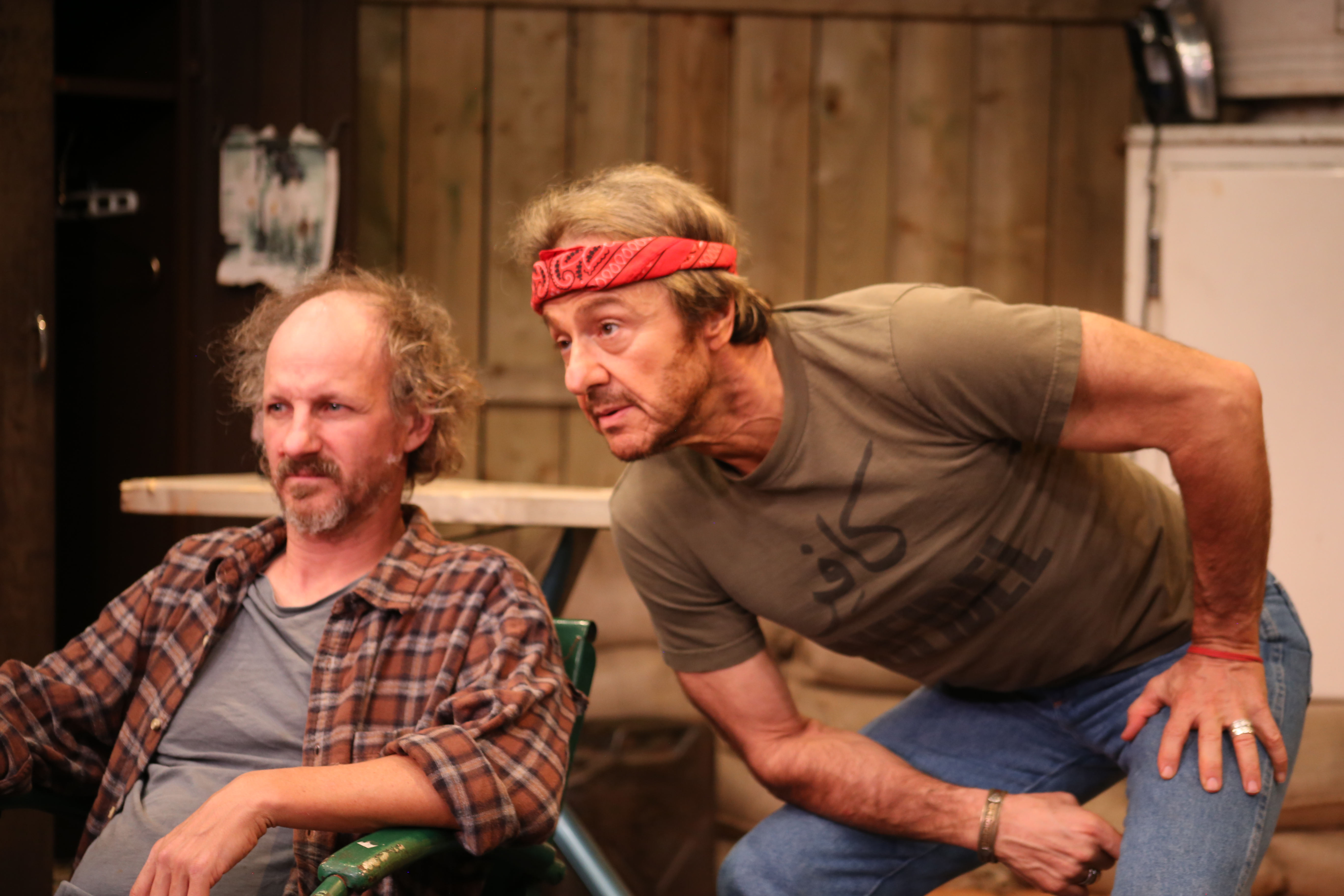 "BWW Review:  Mesmerizing, emotion-laden ""Last of the Boys"" at none too fragile"