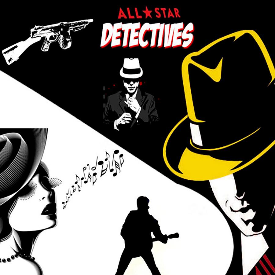 BWW Review: ALL STAR DETECTIVES at 2017 Fringe Festival