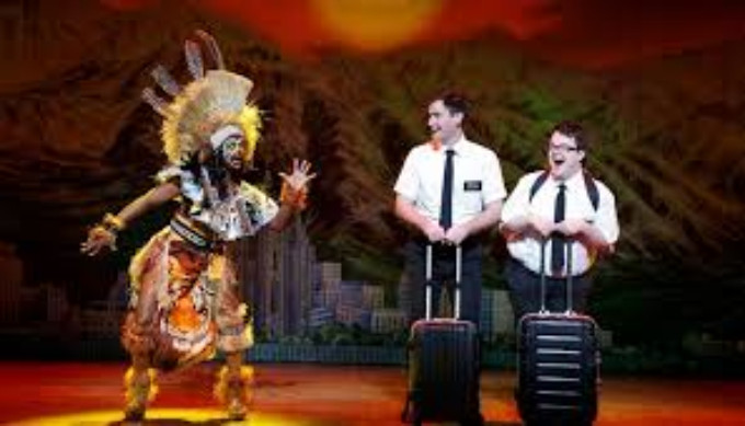 BWW Review: Irreverent