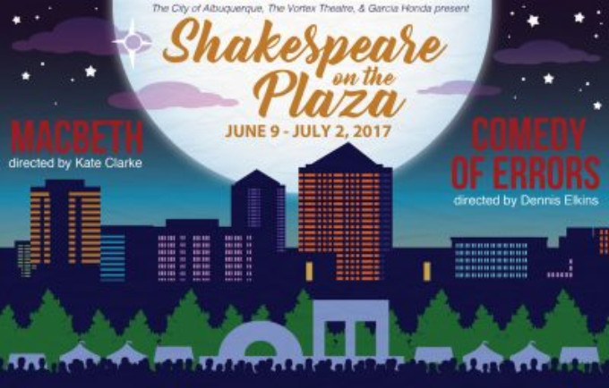BWW Interview: Martin Andrews, creative director of SHAKESPEARE ON THE PLAZA at The Civic Plaza