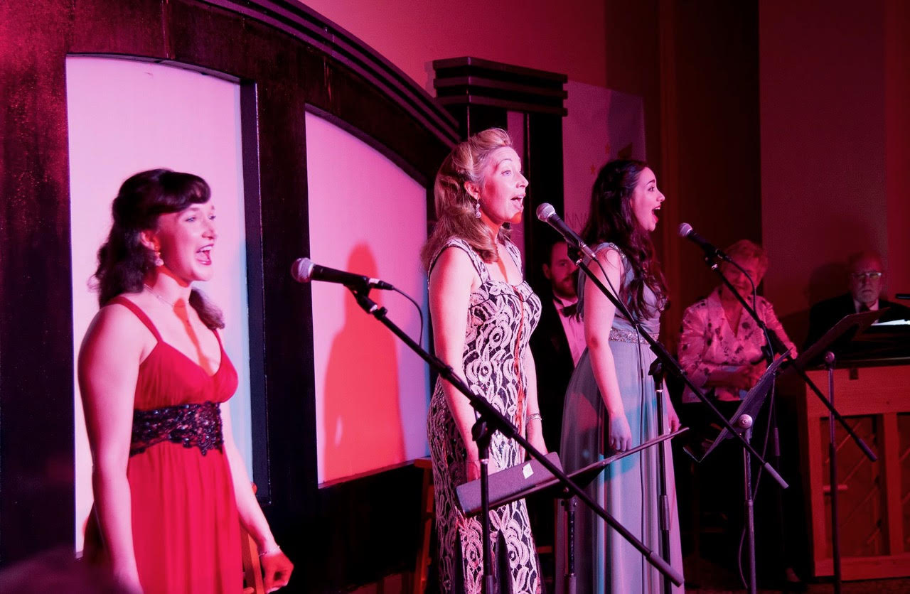 BWW Review: Annapolis Shakespeare Company Opens Their New Cabaret Space With An Evening Celebrating THE AMERICAN SONGBOOK