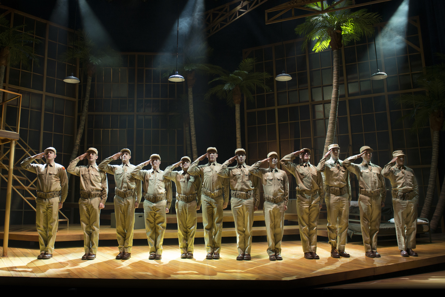 BWW Review: FROM HERE TO ETERNITY at Ogunquit Playhouse