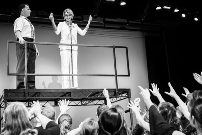 BWW Interview: Cara Clase of EVITA at PRiMA Theatre