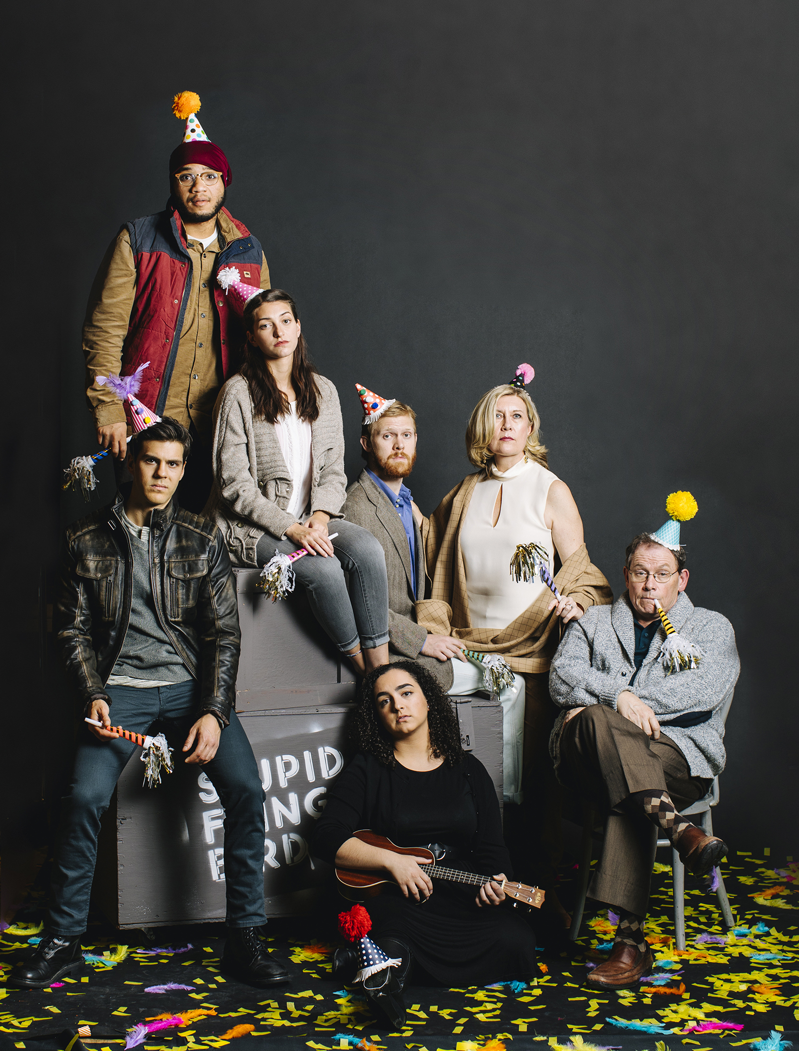 BWW Review: STUPID F*ING BIRD Flies Above Everything That Matters