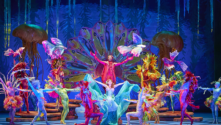 The Little Mermaid National Tour Review