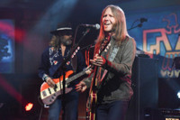 VIDEO: Blackberry Smoke Performs 'Waiting For The Thunder' on LATE SHOW