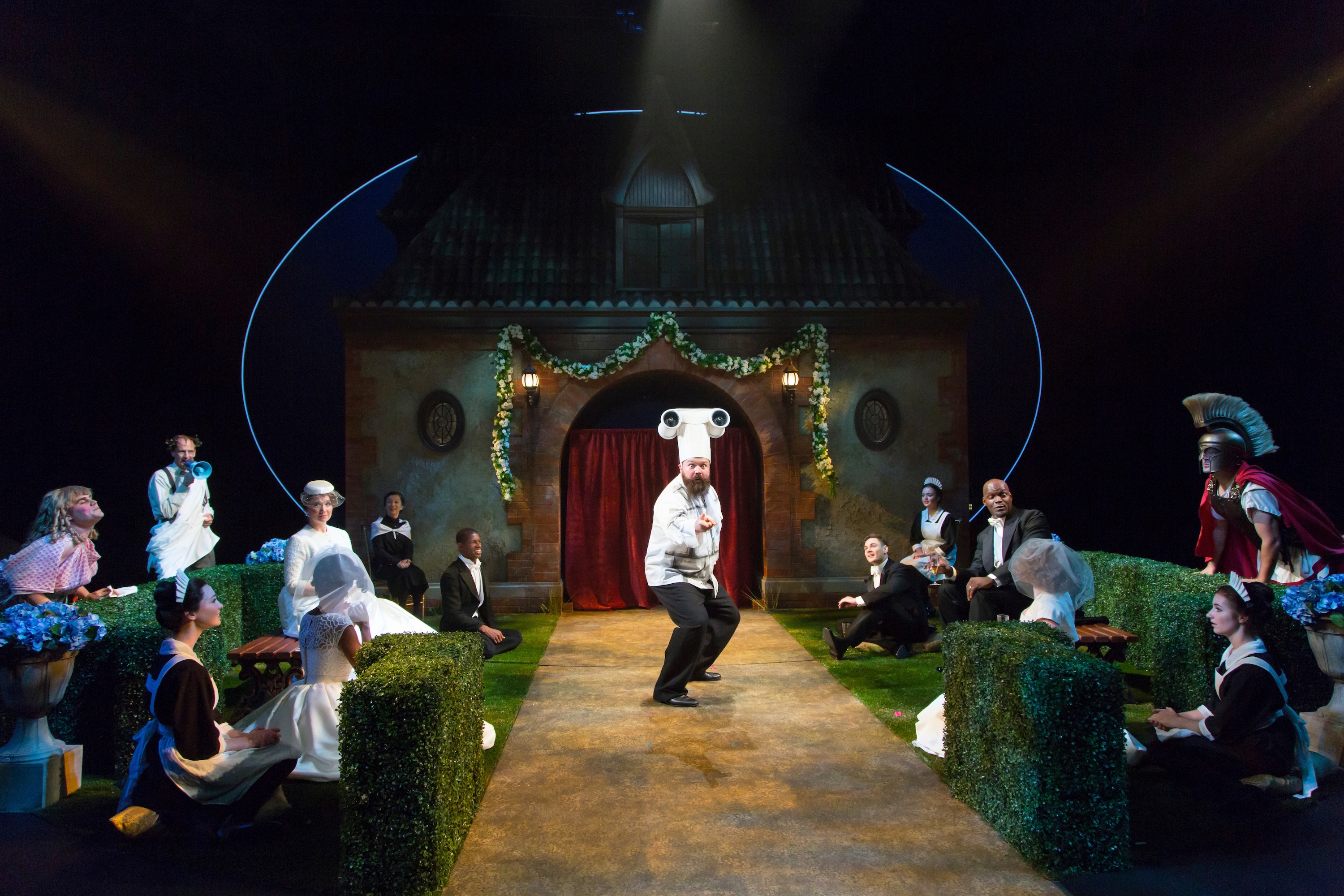 Bww Review A Midsummer Nights Dream At Hartford Stage