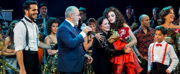 Photos: Gloria and Emilio Estefan Join Cast of ON YOUR FEET for Final Broadway Bows!