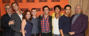 Photos: Michael Urie and the Company of TORCH SONG Meet the Press!