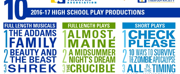 ADDAMS FAMILY, ALMOST, MAINE Are Most-Produced HS Shows in '16-'17