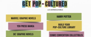 Barnes & Noble Announces the Return of Get Pop-Cultured at Stores Nationwide