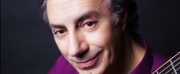Pierre Bensusan, France's Acoustic Guitar Master in Concert Comes to Axe & Fiddle
