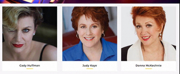 Broadway's Cady Huffman, Judy Kaye, Donna McKechnie Come Together in Dallas for One Night Only