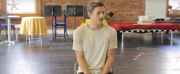 VIDEO: Check Out Aaron Tveit in Rehearsal for Barrington Stage's COMPANY