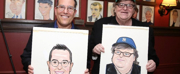Photos: Michael Moore & Michael Mayer Unveil New Portraits for the Fabled Walls of Sardi's!