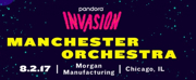 Manchester Orchestra To Headline Pandora's Fourth Annual Chicago Invasion
