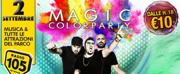 Colora la tua Estate, MAGIC COLOR PARTY a Rainbow Magicland