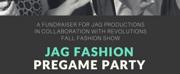 JAG Productions Announces Fundraiser