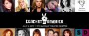 Boggess, Hilty, and More to Perform in CONCERT FOR AMERICA Today