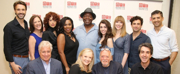 Photos: Hal Prince Gets a Royal Welcome Back at PRINCE OF BROADWAY Rehearsals!
