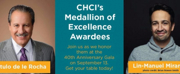 Lin-Manuel Among CHCI's 2017 Medallion of Excellence Recipients