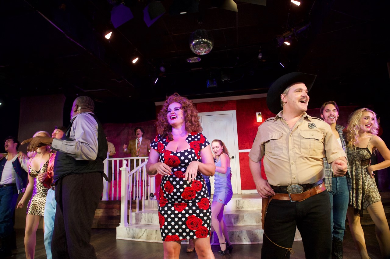 BWW Review: THE BEST LITTLE WHOREHOUSE IN TEXAS at TexARTS is A Rip-Roaring Romp