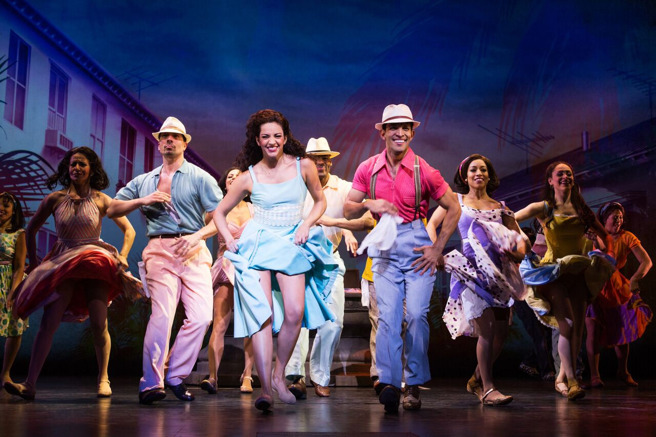 BWW Review: Latin Rhythms Overcome ON YOUR FEET Shortfalls at Shea's Buffalo Theatre