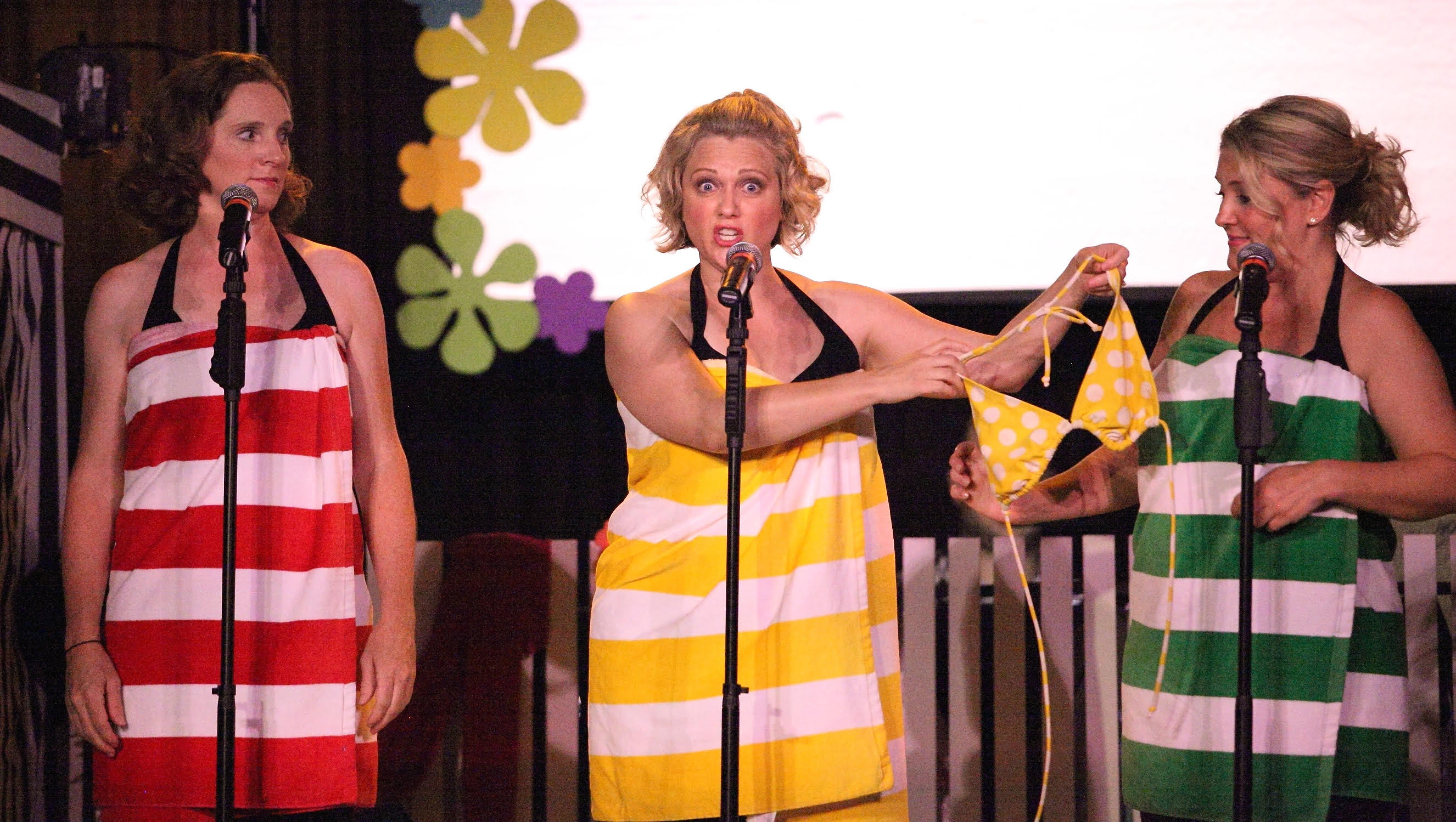 BWW Review: THE BIKINIS Sing You Back to The Beach at Central Alabama Theater