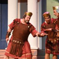 Photo Flash: Sondheim's Riotously Funny FORUM Opens at the Croswell Photo