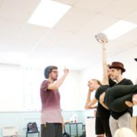 Photo Flash: In Rehearsal with London Fringe Premiere of 9 TO 5 THE MUSICAL Photos