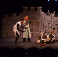 Photo Flash: EXCLUSIVE (Broadwayworld) PHOTO FLASH: FIRST LOOK AT BCP's SPAMALOT Open Photo