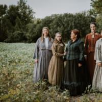 Photo Flash: Meet the March Sisters in LITTLE WOMEN THE MUSICAL at Lake Country Playhouse Photos