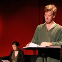 Photo Flash: Australian Actors Bring BUMMING WITH JANE by Tahli Corin to NYC Photo
