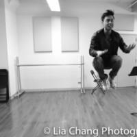 Photo Flash: PHANTOM OF THE OPERA Star Ali Ewoldt and Jonny Lee, Jr. Rehearse Jason Ma's GOLD MOUNTAIN