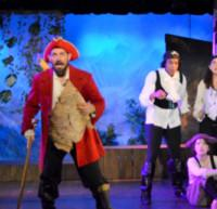 Photo Flash: Arrrrrh You Ready for a Show the Whole Family Can Get On Board With? TREASURE ISLAND THE MUSICAL Docks at the Players Theatre