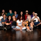 Photo Coverage: Daphne Rubin-Vega Rehearses with REBEL VERSES Youth Arts Festival at the Vineyard
