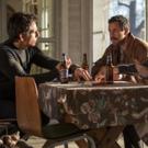 Photo Flash: First Look - Adam Sandler, Ben Stiller Star In THE MEYEROWITZ STORIES