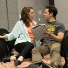 Photo Flash: In Rehearsal for Brown Paper Box Co.'s THEY'RE PLAYING OUR SONG