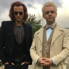 Photo: First Look at David Tennant and Michael Sheen in Amazon's GOOD OMENS Photo